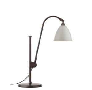BL1 Gubi Lamp black brass white