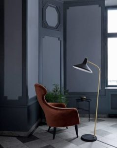 G-10 floor lamp Gubi